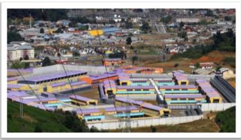 Chile cárcel