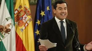 presidente andalucia