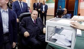 elecciones argelia