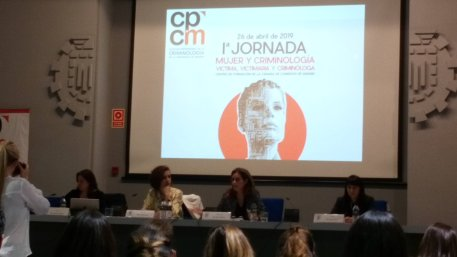 CONFERENCE ABOUT WOMAN AND CRIMINOLOGY
